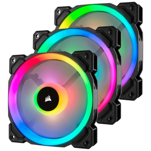 Corsair LL120 RGB Triple Pack