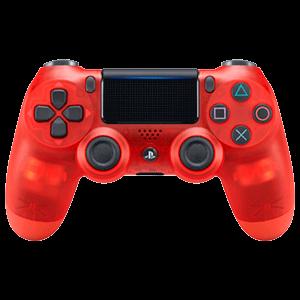 Controller Sony Dualshock 4 V2 Translucent Red