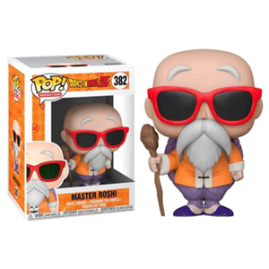 Figura Pop Dragon Ball Z: Master Roshi