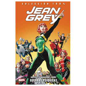100% Marvel. Jean Grey nº 2