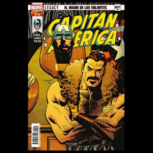 Capitán América nº 91