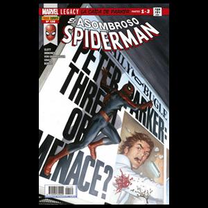 El Asombroso Spiderman nº 139