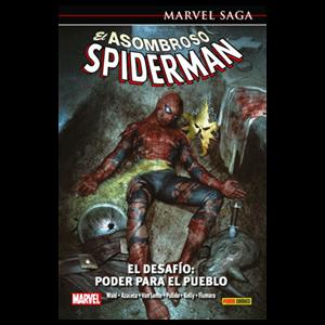 Marvel SAGA. El Asombroso Spiderman nº 25