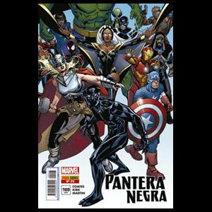 Pantera Negra nº 23