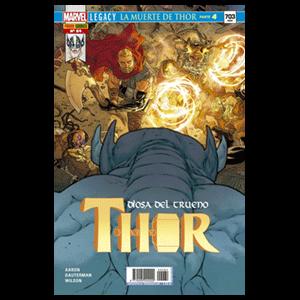 Thor: Diosa del Trueno nº 84