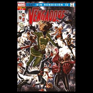 Los Vengadores nº 92