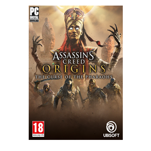Assassin's Creed Origins - DLC 2 The Curse of the Pharaohs