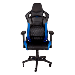 Corsair T1 Race Negro - Azul - Reacondicionado