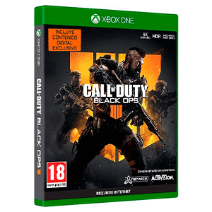 Call of Duty Black Ops 4 Edición Especialista