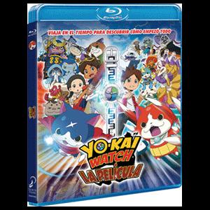 Yo-Kai Watch La Película