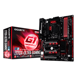 GIGABYTE GA-Z170X-Ultra Gaming LGA1151 ATX - Reacondicionado