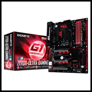 GIGABYTE GA-Z170X-Ultra Gaming LGA1151 ATX