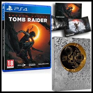 Shadow of the Tomb Raider Steelbook Edition