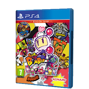 Super Bomberman R Edición Shiny
