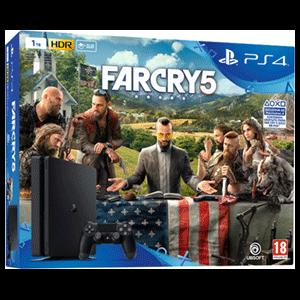 Playstation 4 Slim 1Tb + Far Cry 5