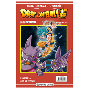 Dragon Ball Super Serie Roja nº 217