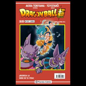 Dragon Ball Super Serie Roja nº 217