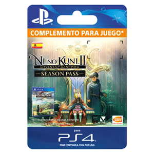 Ni no Kuni II Revenant Kingdom - Season Pass PS4