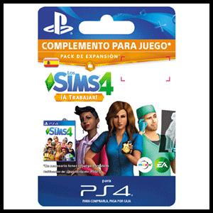 The Sims 4: A Trabajar PS4