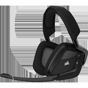 Corsair Void Pro RGB Wireless Dolby 7.1 Negro - Reacondicionado