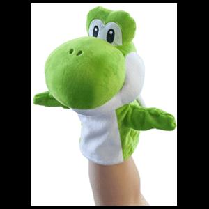 Peluche Marioneta Nintendo: Yoshi