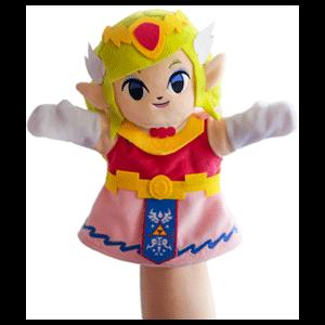 Peluche Marioneta Nintendo: Zelda