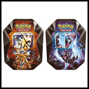 Caja Pokémon Metálica Necrozma Prisma
