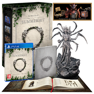 Elder Scrolls Online Summerset Collectors Edition
