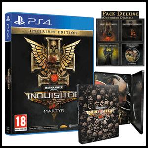 Warhammer 40000 Inquisitor Martyr Imperium Edition