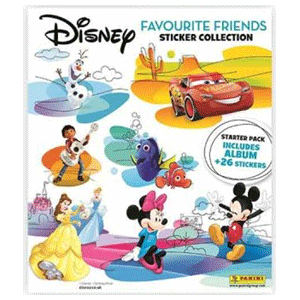 Álbum Disney Favourite Friends