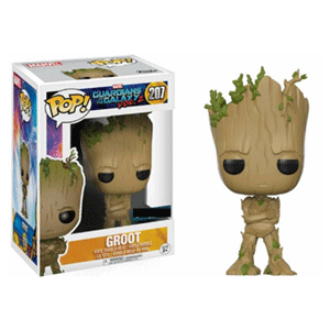 Figura Pop Guardianes de la Galaxia: Teenage Groot Ed. Limitada