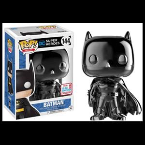 Figura Pop DC: Batman Chrome Ed. Limitada
