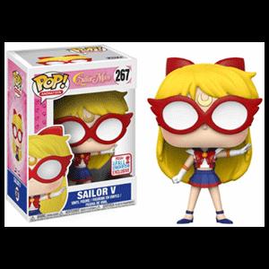 Figura Pop Sailor Moon: Sailor V Ed. Limitada