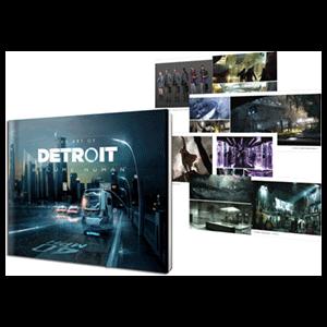 Detroit Become Human - Libro de arte