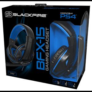 Auriculares Ardistel Blackfire BFX-15 - Auriculares Gaming