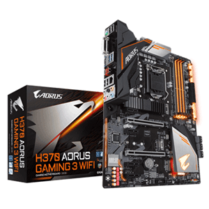 GIGABYTE H370 AORUS Gaming 3 WiFi - Placa Base ATX LGA1151