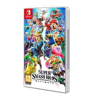 Super Smash Bros Ultimate Nintendo Switch Game Es