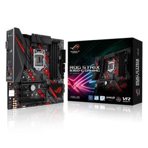 ASUS ROG Strix B360-G Gaming LGA1151 Micro ATX
