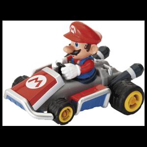 Coche Retrofricción Mario Kart 8: Mario