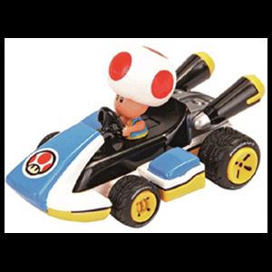Coche Retrofricción Mario Kart 8: Toad