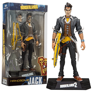 Figura Borderlands 2: Handsome Jack 18cm