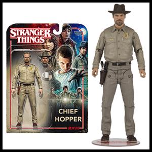 Figura Stranger Things: Hopper 18cm