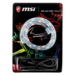 MSI Kit Tiras RGB
