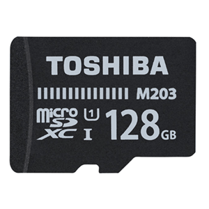 Memoria Toshiba 128Gb microSDXC UHS-I C10 R100