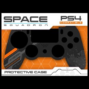 Carcasa para mando PS4 Indeca Space Squadron 2018