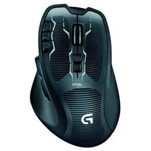 Raton Logitech G700S Mmo Wireless Gaming Mouse