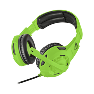 Auriculares Trust GXT310-SG Spectra Green PS4-XONE-NSW-PC - Auriculares Gaming