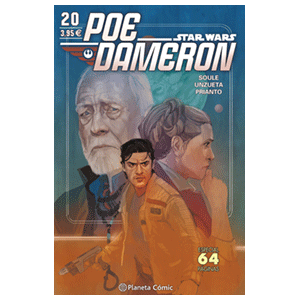 Star Wars: Poe Dameron nº 20