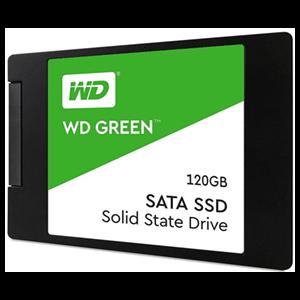 """WD Green 120GB SSD 2,5"""" SATA"""