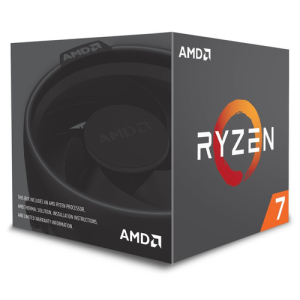 AMD Ryzen 7 2700X 3.7Ghz 8-Core AM4